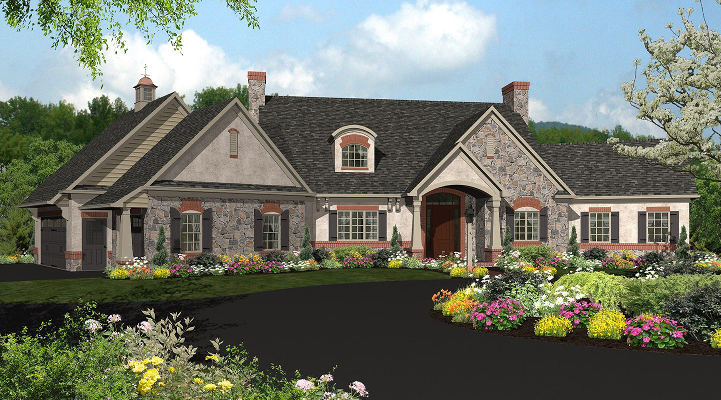 customized homes in pa