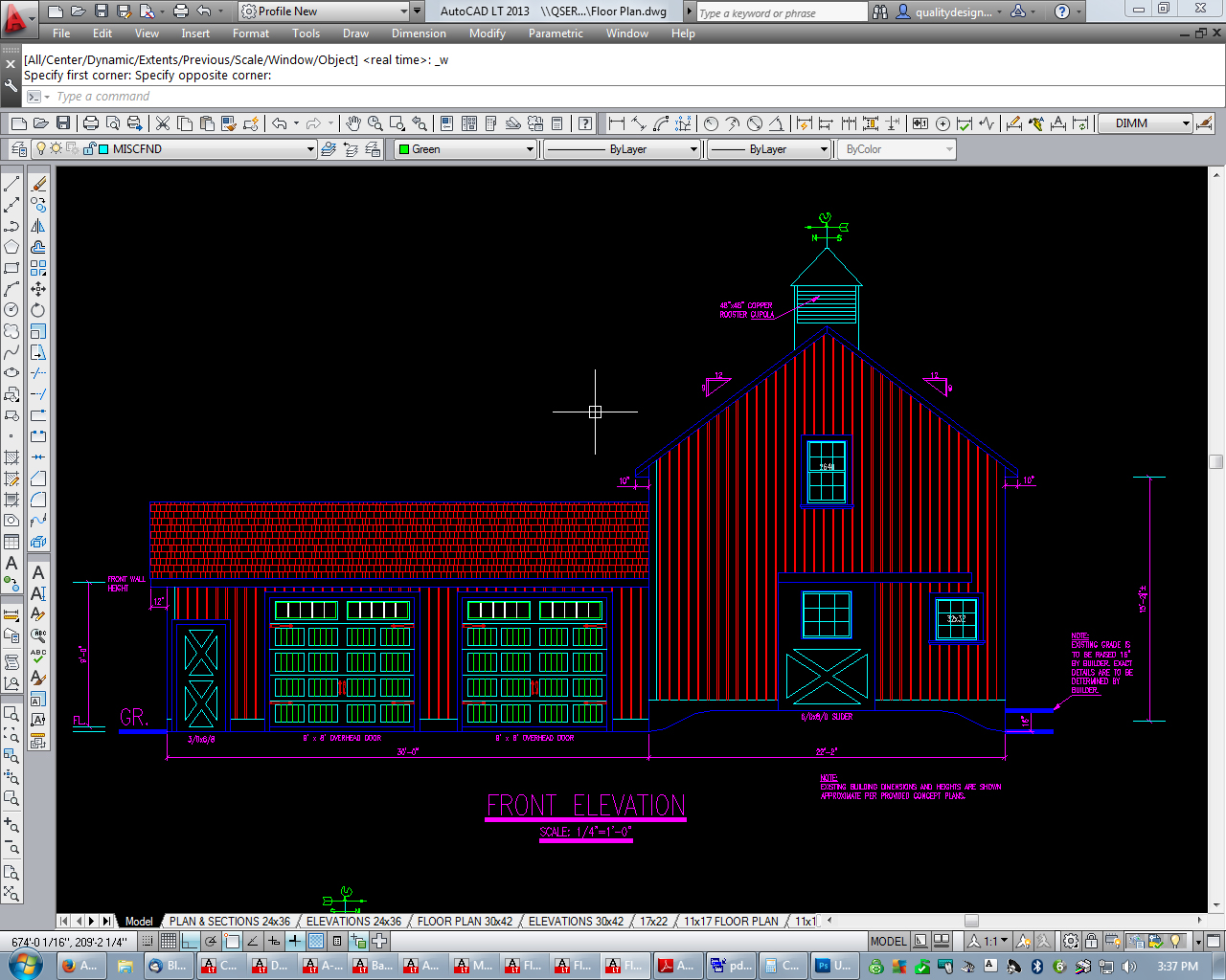 3D CAD Drafting Services | Autocad Drawing Service in PA and
