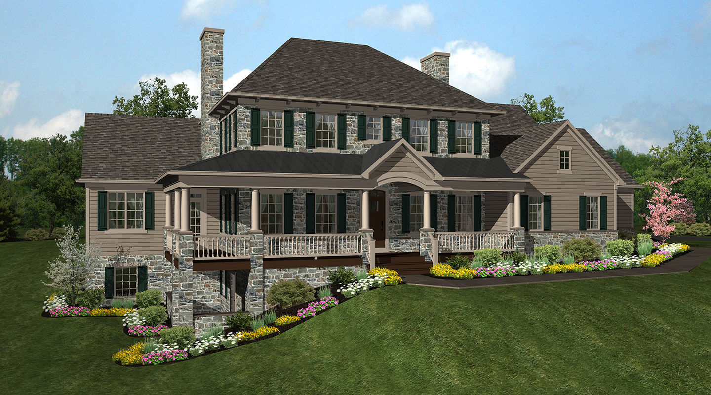 Home Plans in lancaster county