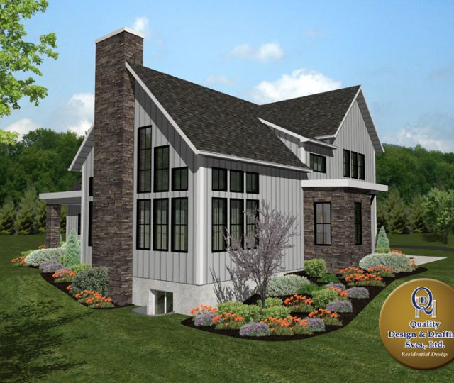 Front Home Rendering