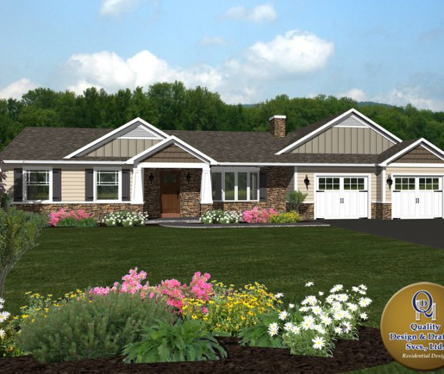 Custom Home Plan Design
