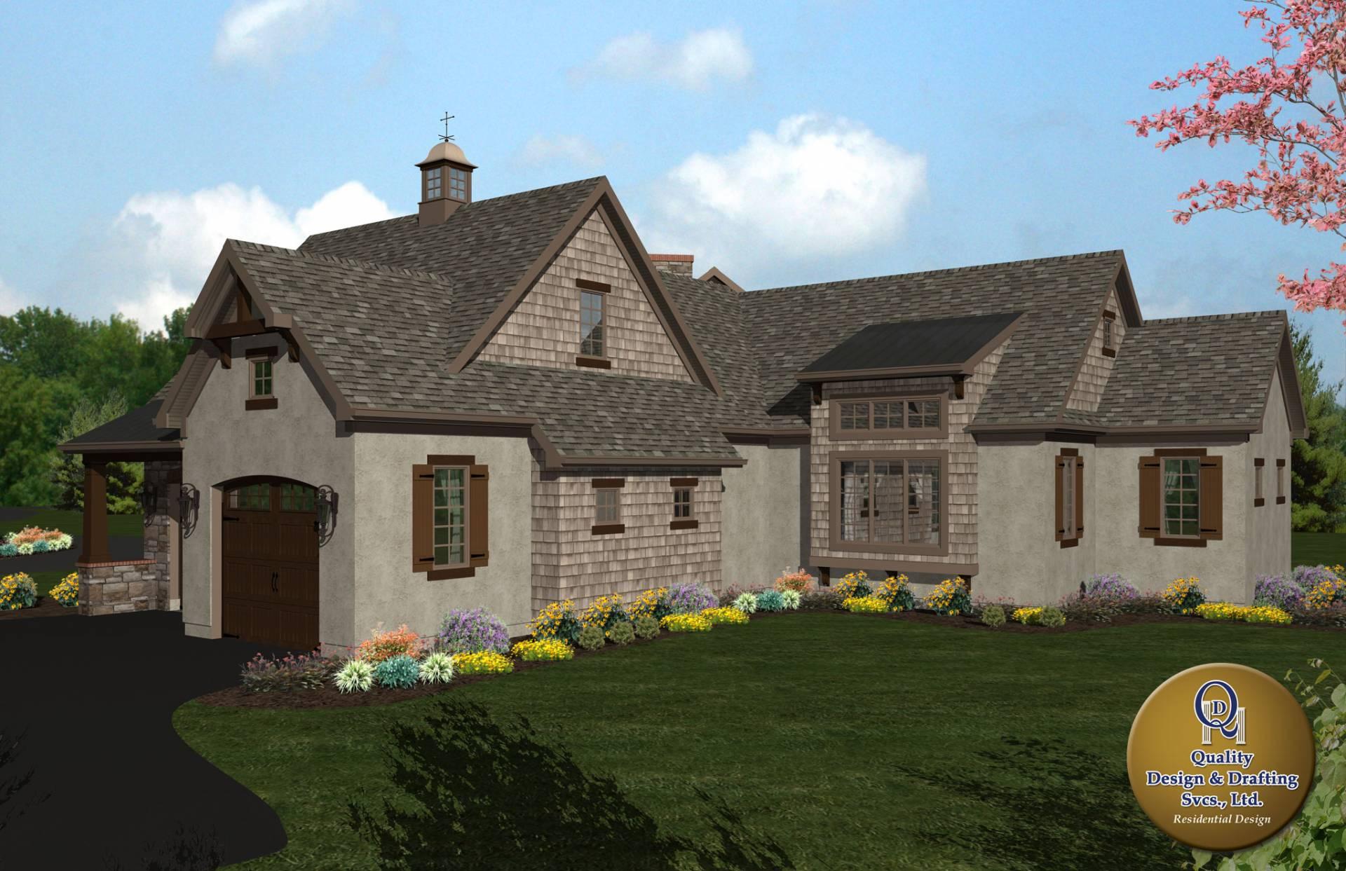 Custom Home Plans | Luxury Home Design | Floor Plans