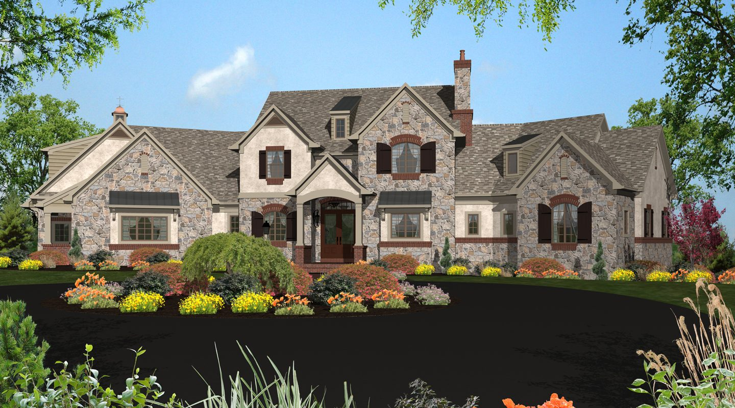 luxury home design in delaware