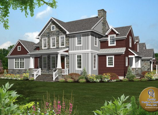 custom home drafting services